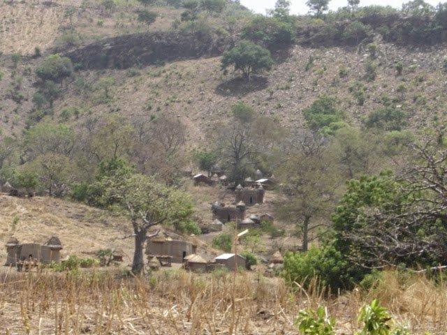 The tatas of the Tamberma in Togo