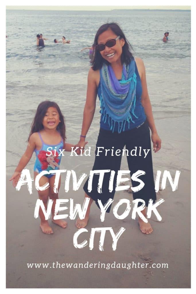 Six Kid Friendly Activities In New York City | The Wandering Daughter
