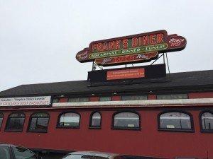 Frank's Diner in Spokane, WA