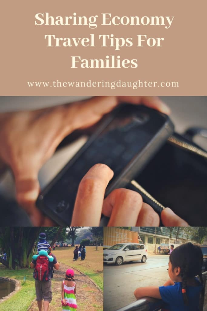 Sharing Economy Travel Tips For Families   The Wandering Daughter
