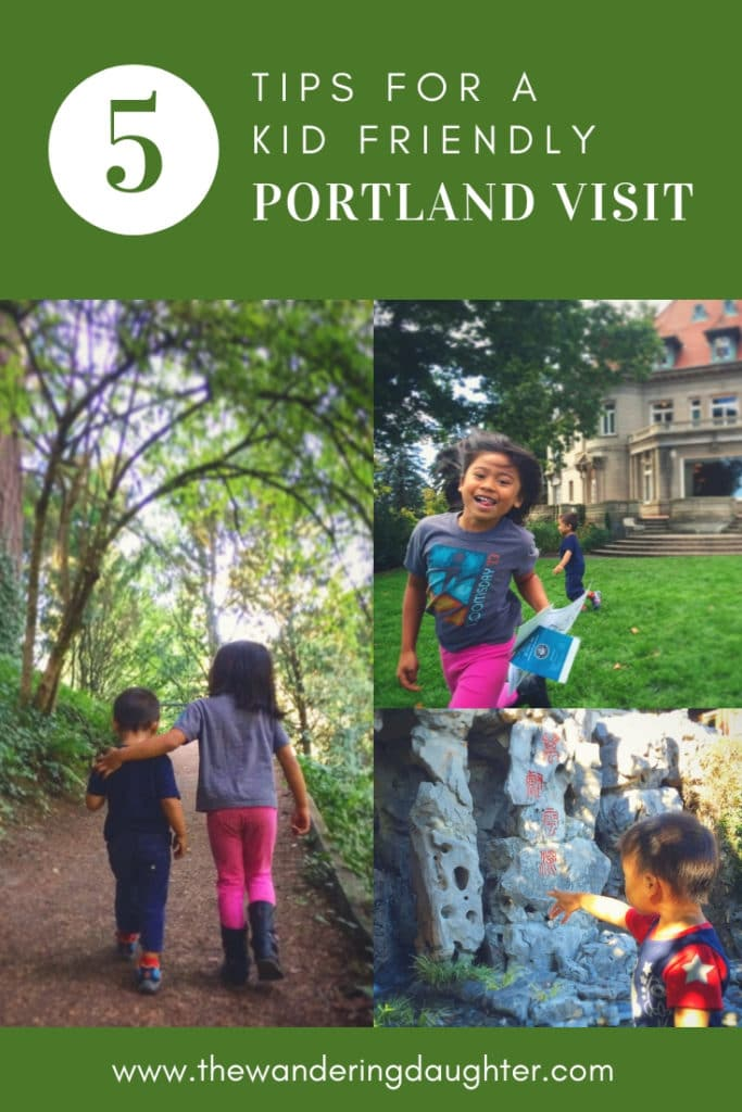 Five Tips For A Kid Friendly Portland Visit   The Wandering Daughter