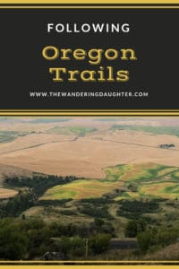 Following Oregon Trails, long term travel with kids