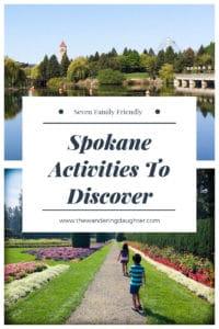 Seven family friendly Spokane activities to discover, fun things to do in Spokane