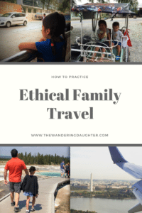 How to Practice Ethical Family Travel