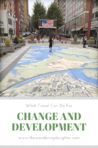 What Travel Can Do For Change and Development