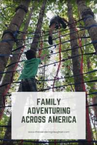 Family Adventuring Across America