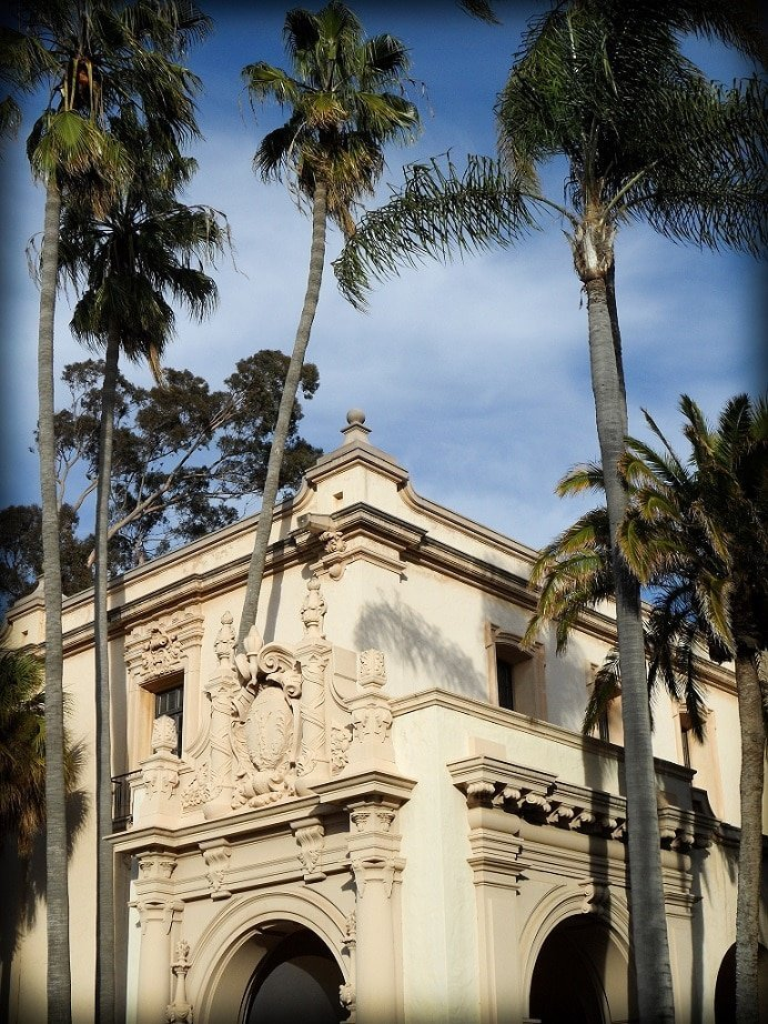 Balboa Park, a popular place for San Diego activities with kids