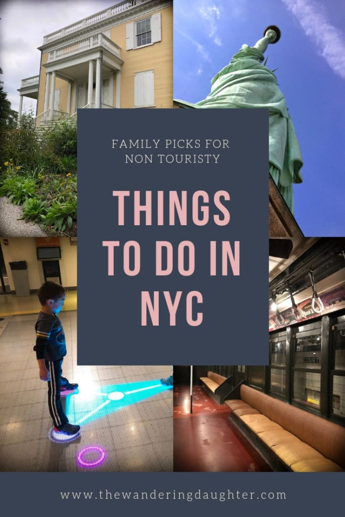 Family Picks For Non Touristy Things To Do In NYC | The Wandering Daughter