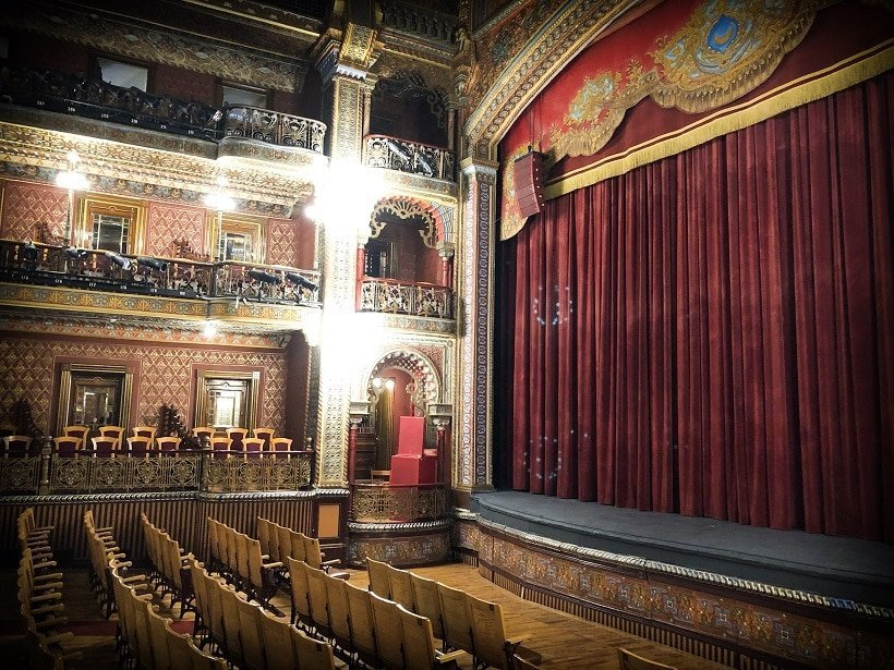 Things to do in Guanajuato, Teatro Juarez