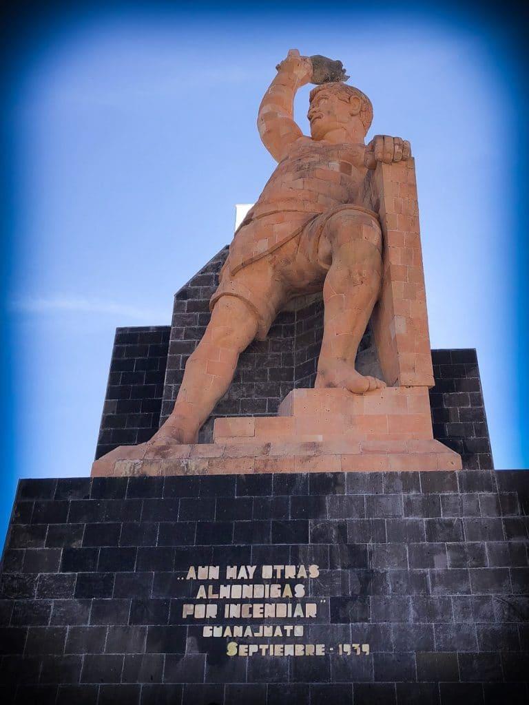Things to do in Guanajuato, Monument al Pipila