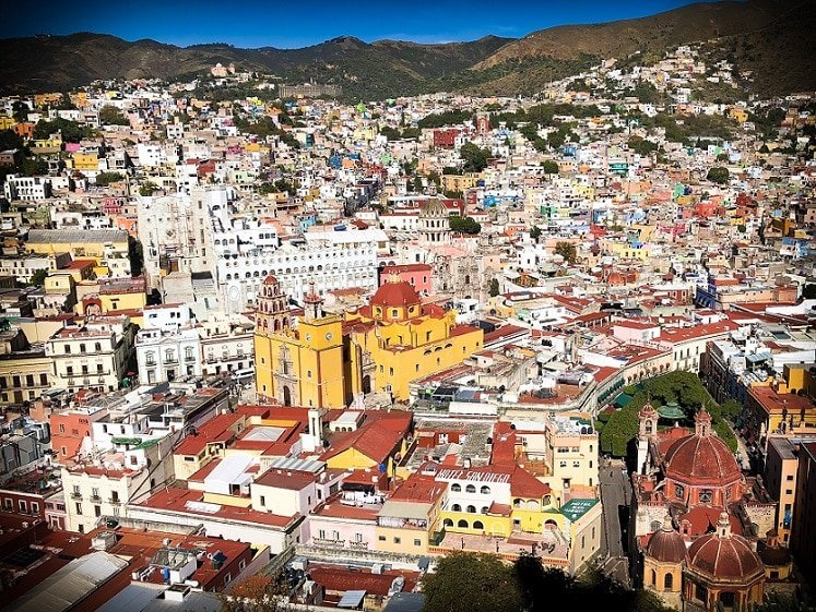 Beautiful cities are why I love Mexico