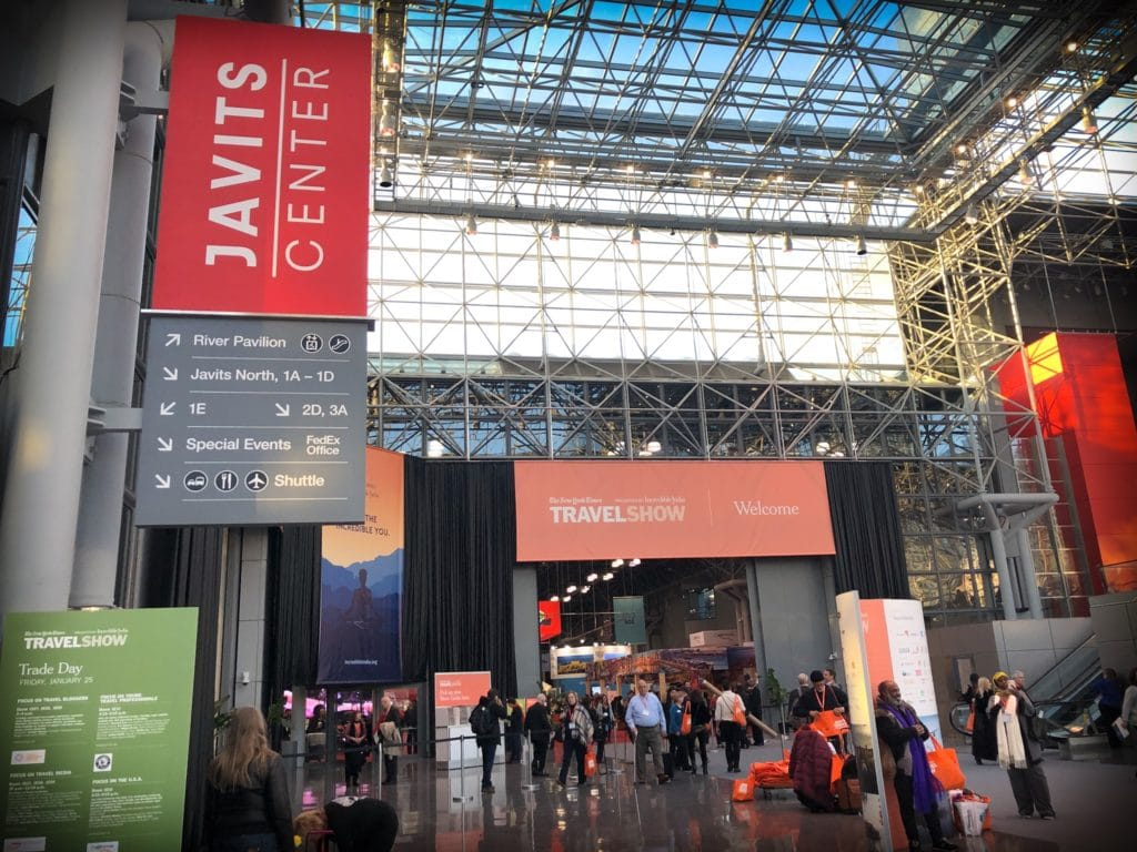 Travel conferences in New York City