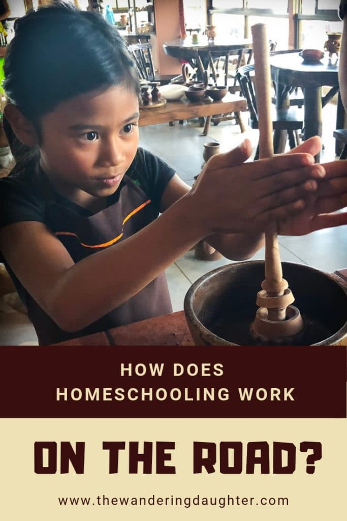 """How Does Homeschooling Work On The Road? 