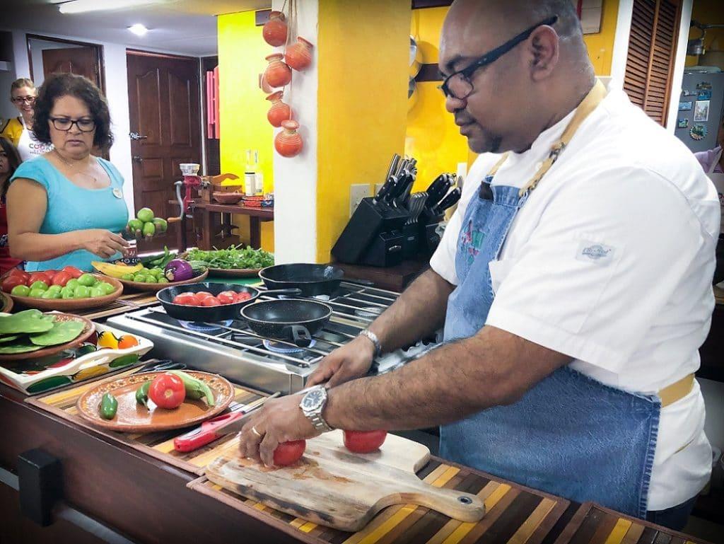 Mexican cooking classes in Puerto Vallarta