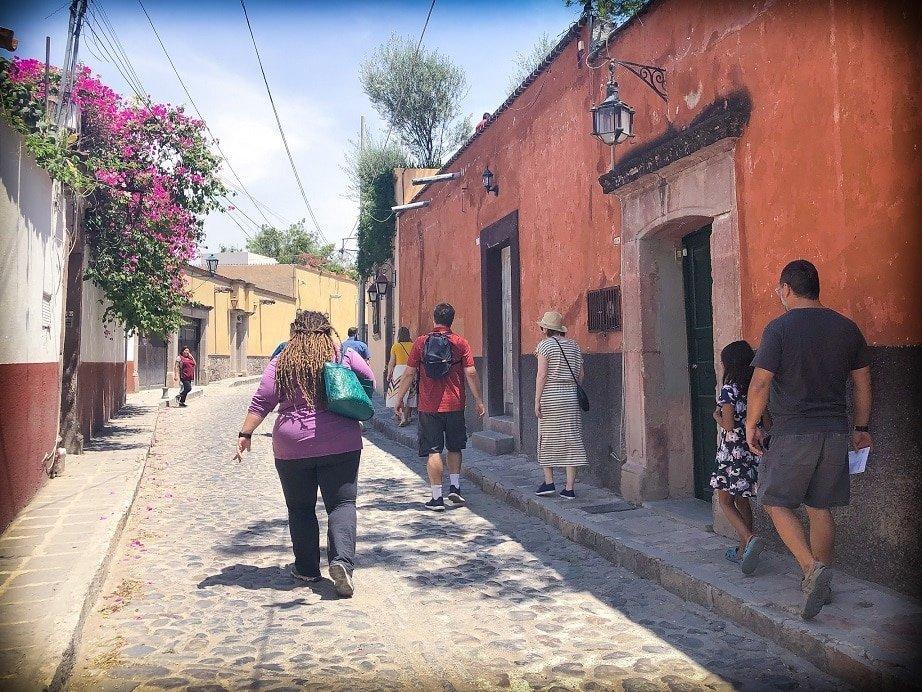 Visiting San Miguel de Allende restaurants with Taste of San Miguel