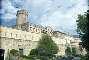 castle in trento italy