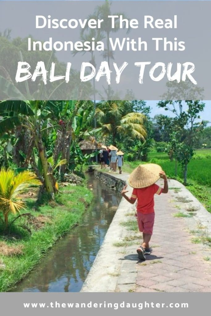 Discover The Real Indonesia With This Bali Day Tour | The Wandering Daughter | Reasons why families will enjoy taking tours with Real Indonesia. How to experience the real side of Indonesia with tours from Real Indonesia. #sponsored #Indonesia #Bali